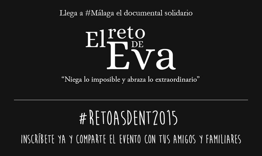 INSCRIPCIONES #retoasdent2015 #Málaga