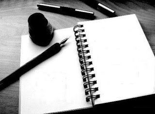 papel en blanco